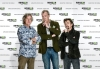 James May, Richard Hammond und Jeremy Clarkson